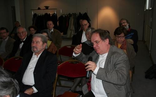 Welcome Address - P. Goyens - Permanent Secretary of the Academy © RAOS