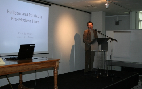 Peter Schwieger - Religion and Politics in Pre-Modern Tibet © RAOS