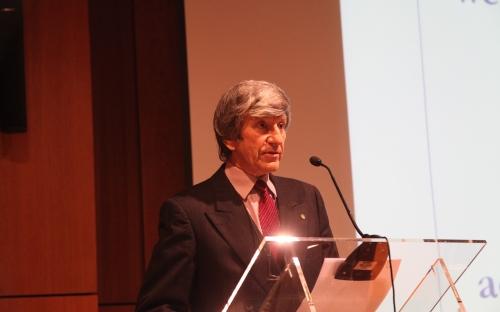 Philippe Goyens, Perpetual Secretary, Academic opening session 27/10/2016 © RAOS