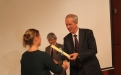 Overhandiging Prijzen Lucien Cahenprijs voor Geologie - Attribution des prix: Prix Lucien Cahen de Géologie. © RAOS